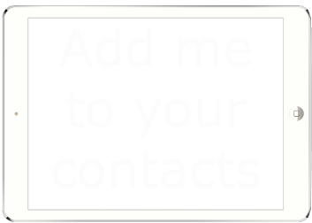 Ad me to you contacts
